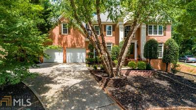 Johns Creek Single Family Home For Sale: 5790 Millwick Dr
