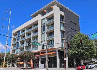 Tribute Lofts Condo/Townhouse New: 480 John Wesley Dobbs Ave #404