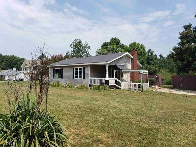 Carroll County Single Family Home New: 172 Wesley Chapel Rd