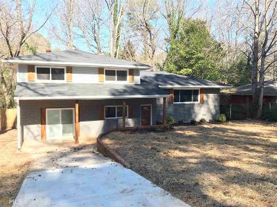 Decatur Single Family Home New: 3958 W Hilda Cir