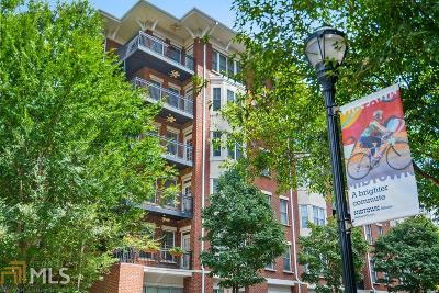 Midtown Condo/Townhouse For Sale: 850 Piedmont Ave #1408