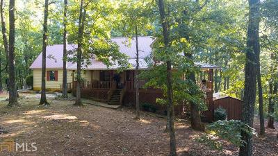 Lumpkin County Single Family Home For Sale: 7591 South Chestatee St