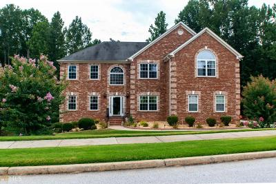 Lithonia Single Family Home New: 6813 Search Light Trl
