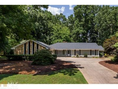 Roswell Single Family Home New: 400 Saddle Horn Cir