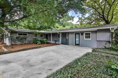Decatur Single Family Home New: 301 Driftwood Ter