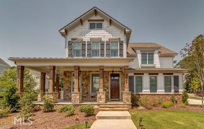 Smyrna Single Family Home New: 2832 Walker Ct