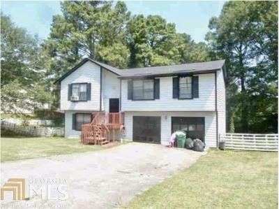 Ellenwood Single Family Home New: 3755 Windmill Rd