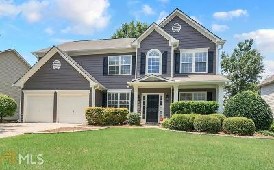 Kennesaw Single Family Home New: 1027 Frog Leap Trl