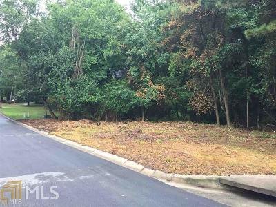 Snellville Residential Lots & Land New: 2140 Skyland Cove Ln