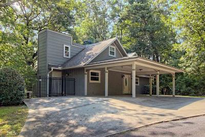 Rabun County Single Family Home New: 446 Lancelot Loop #7