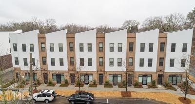 Atlanta Condo/Townhouse New: 2030 Main St #301