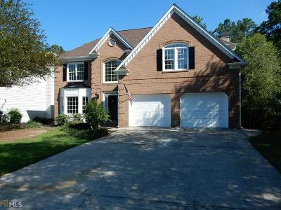 Acworth Single Family Home New: 4114 Mulligan