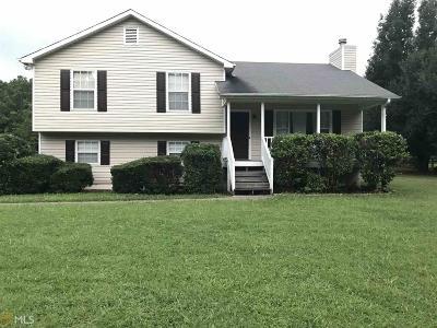 Euharlee Single Family Home New: 1218 Hardin Bridge Rd
