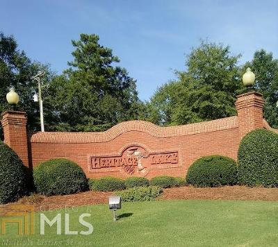 Griffin Residential Lots & Land New: Heritage Lake Dr #Lot 11