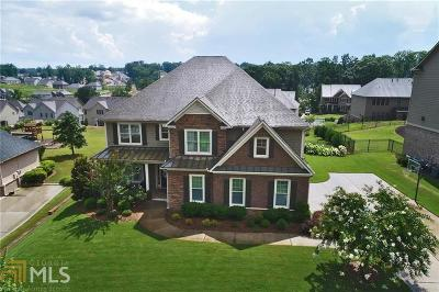 Flowery Branch Single Family Home New: 6639 Trail Side Dr