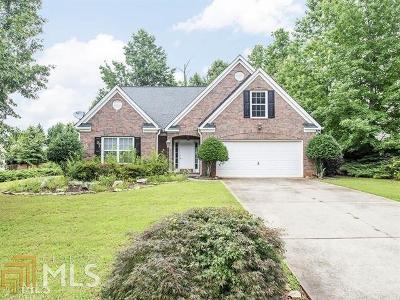 McDonough Single Family Home New: 415 Heathcliff