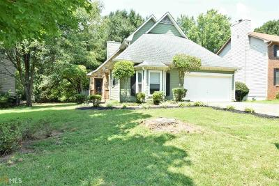 Kennesaw Single Family Home For Sale: 4805 Shallow Farm