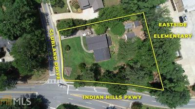 Marietta Residential Lots & Land New: 3388 Clubland Dr