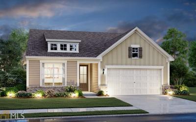 Dacula Single Family Home New: 1649 Auburn Ridge Way #6B