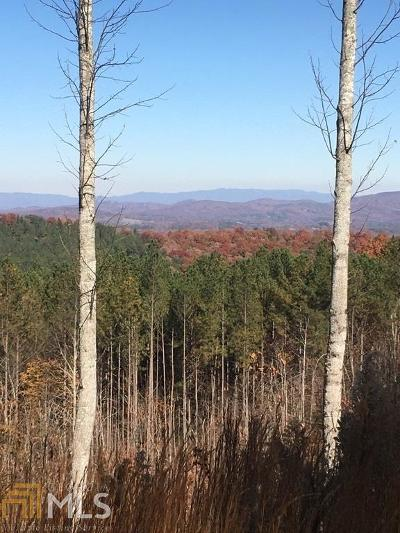 Blairsville Residential Lots & Land For Sale: 85 Thirteen Hundred