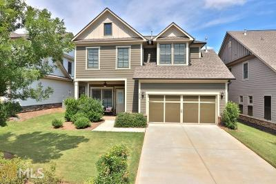Milton Single Family Home For Sale: 3060 Birchdale Dr