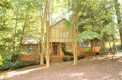 Stone Mountain Single Family Home New: 5929 Millstone Run
