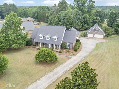 Henry County Single Family Home New: 180 Northmill Pkwy