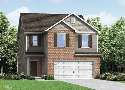 Hampton Single Family Home New: 10891 Wheeler Trce