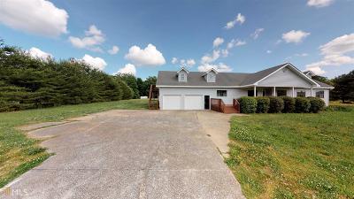 Milner Single Family Home New: 2011 E Highway 36