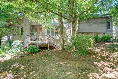 Kennesaw Single Family Home For Sale: 3701 Frey Lake Rd