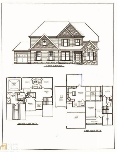 Dallas Single Family Home New: 86 Red Hawk Way