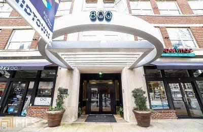 Midtown Condo/Townhouse New: 800 Peachtree St #8429