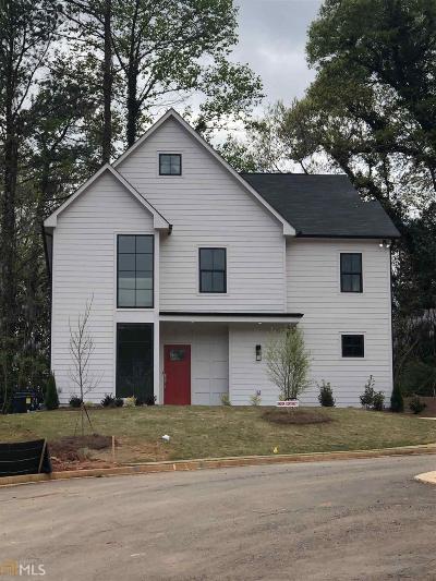 Atlanta Single Family Home New: 1923 River Birch Ln