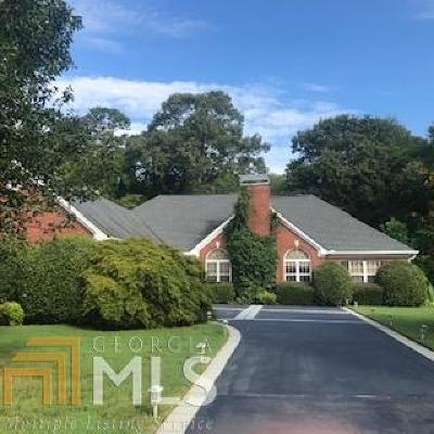 Braselton Single Family Home New: 24 W Castle View Dr