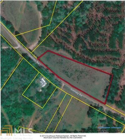 Monticello Residential Lots & Land New: Goolsby Rd #Track 2