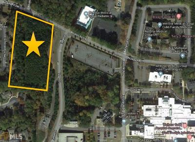 Cobb County Residential Lots & Land New: Mulkey Rd