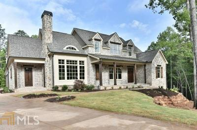 Atlanta Single Family Home New: 4166 Cascade Rd