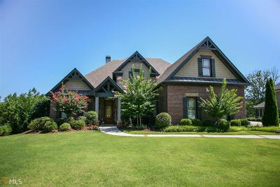 Flowery Branch Single Family Home For Sale: 8048 Sleepy Lagoon Way