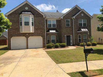 McDonough Single Family Home New: 1332 Cochran Xing