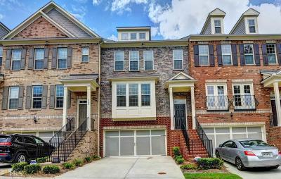 Dekalb County Condo/Townhouse New: 3588 Adelaide Xing
