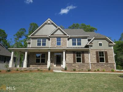 Kennesaw Single Family Home New: 1385 Kings Park Dr