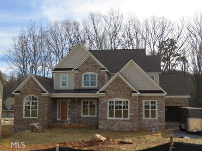Kennesaw Single Family Home New: 1414 Heritage Mountain Way