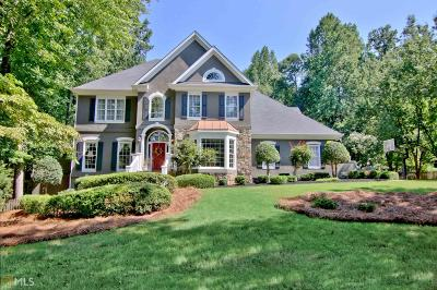 Peachtree City Single Family Home For Sale: 411 Loyd Rd