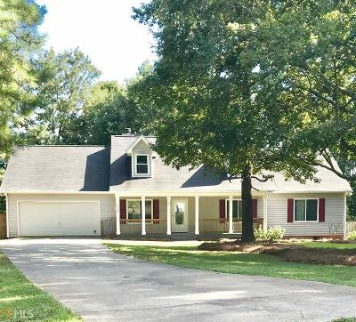 Butts County Single Family Home New: 115 Smoltz Ct #26