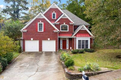 Acworth Single Family Home New: 4361 Oak Manor