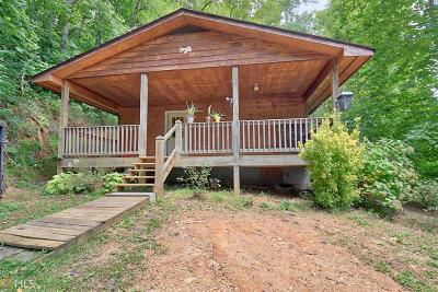 Rabun County Single Family Home New: 5574 Bridge Creek