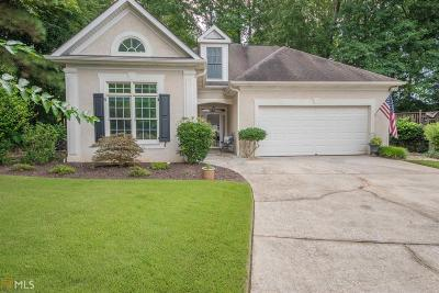Peachtree City Single Family Home For Sale: 132 Monterey Dr