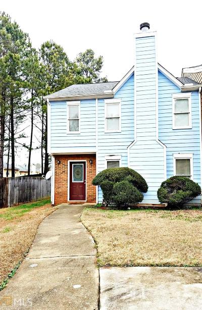 Clayton County Condo/Townhouse New: 8113 Woodlake Dr