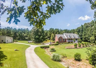 Oxford Single Family Home New: 473 Dial Mill Rd