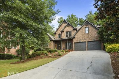 Suwanee Single Family Home New: 710 Rosebury Ln